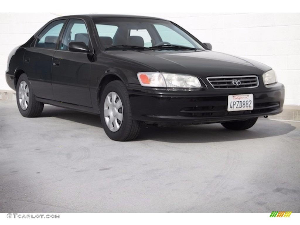 2001 Black Toyota Camry Le 117773466 Gtcarlot Com Car