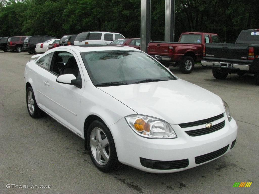 2005 summit white chevrolet cobalt ls coupe 11763235. Black Bedroom Furniture Sets. Home Design Ideas
