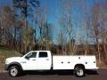 Bright White 2017 Ram 5500 Tradesman Crew Cab 4x4 Chassis