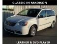 Stone White 2012 Chrysler Town & Country Limited