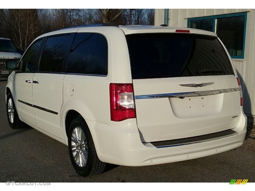 2012 stone white chrysler town country limited 117792707 photo 3 car color. Black Bedroom Furniture Sets. Home Design Ideas