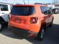 2017 Omaha Orange Jeep Renegade Latitude 4x4  photo #11