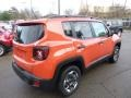 2017 Omaha Orange Jeep Renegade Sport 4x4  photo #7