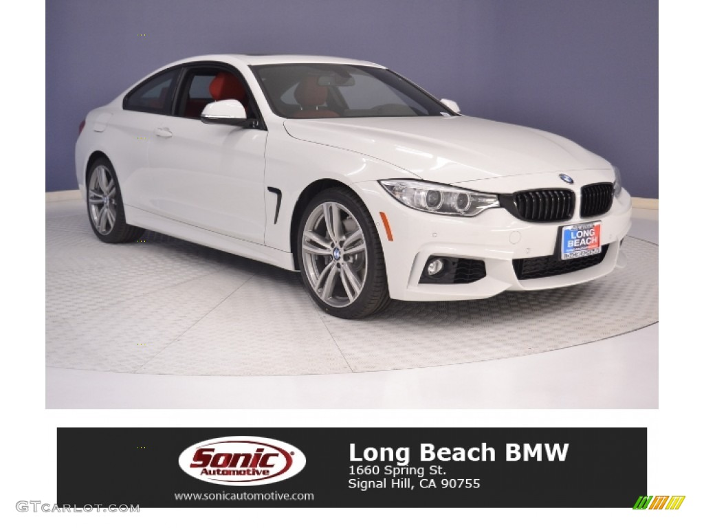 2017 4 Series 440i Coupe