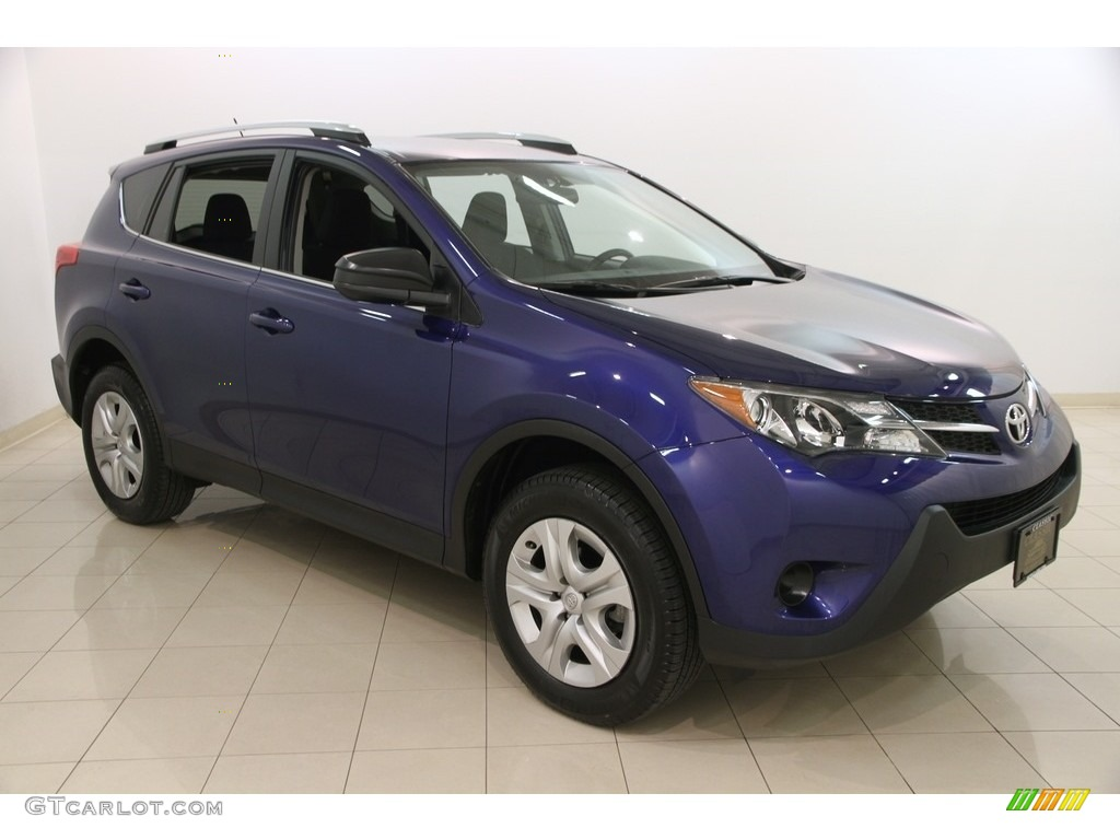 2015 blue crush metallic toyota rav4 le 117826730 photo 14 car color galleries. Black Bedroom Furniture Sets. Home Design Ideas