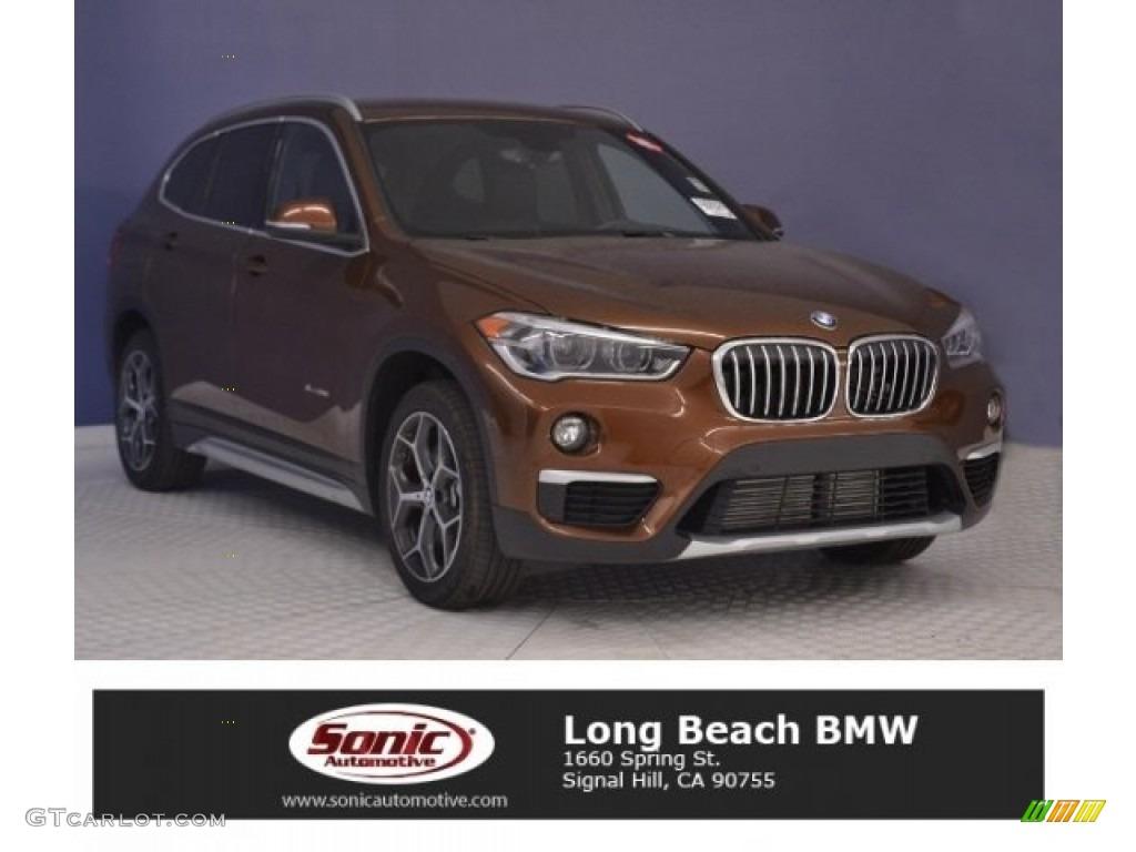 2017 chestnut bronze metallic bmw x1 xdrive28i 117841891 car color galleries. Black Bedroom Furniture Sets. Home Design Ideas