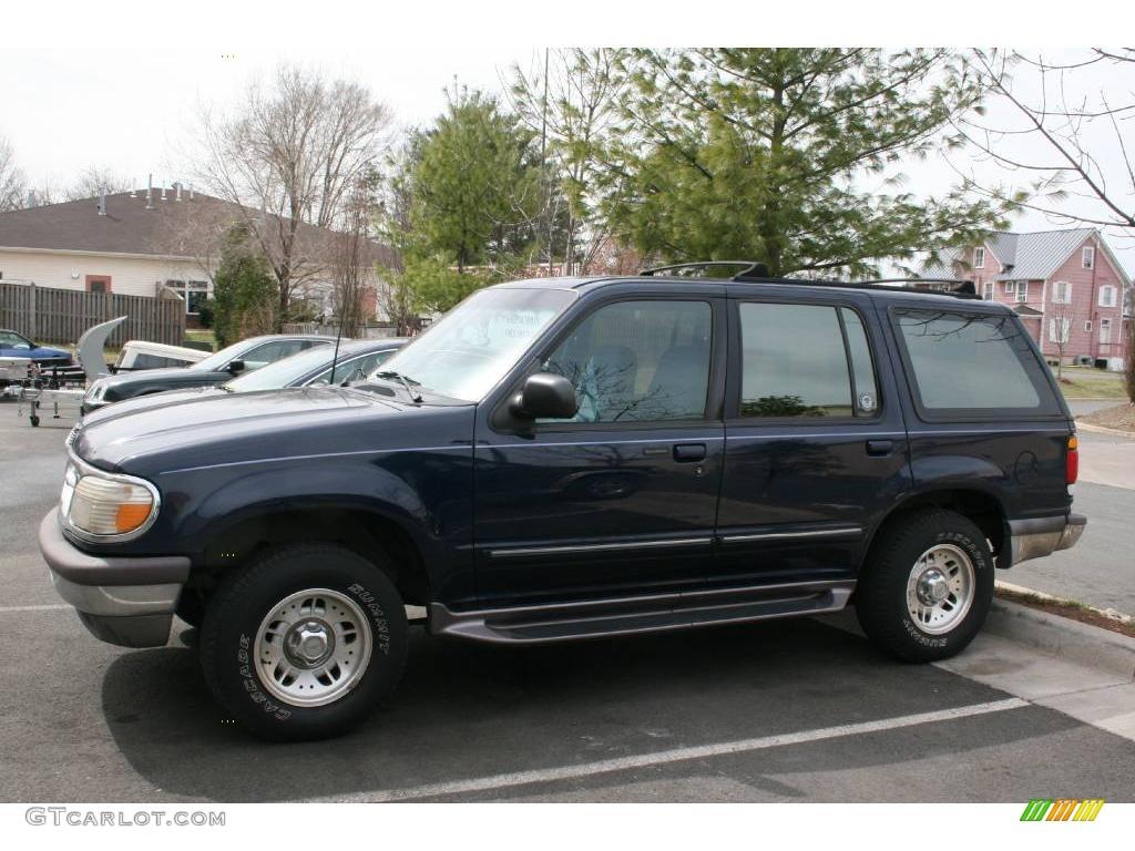 Ford Explorer 1995 Инструкция