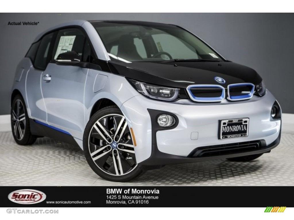 Ionic Silver Metallic BMW I3