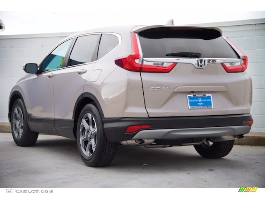 2017 sandstorm metallic honda cr v ex 117862314 photo 2