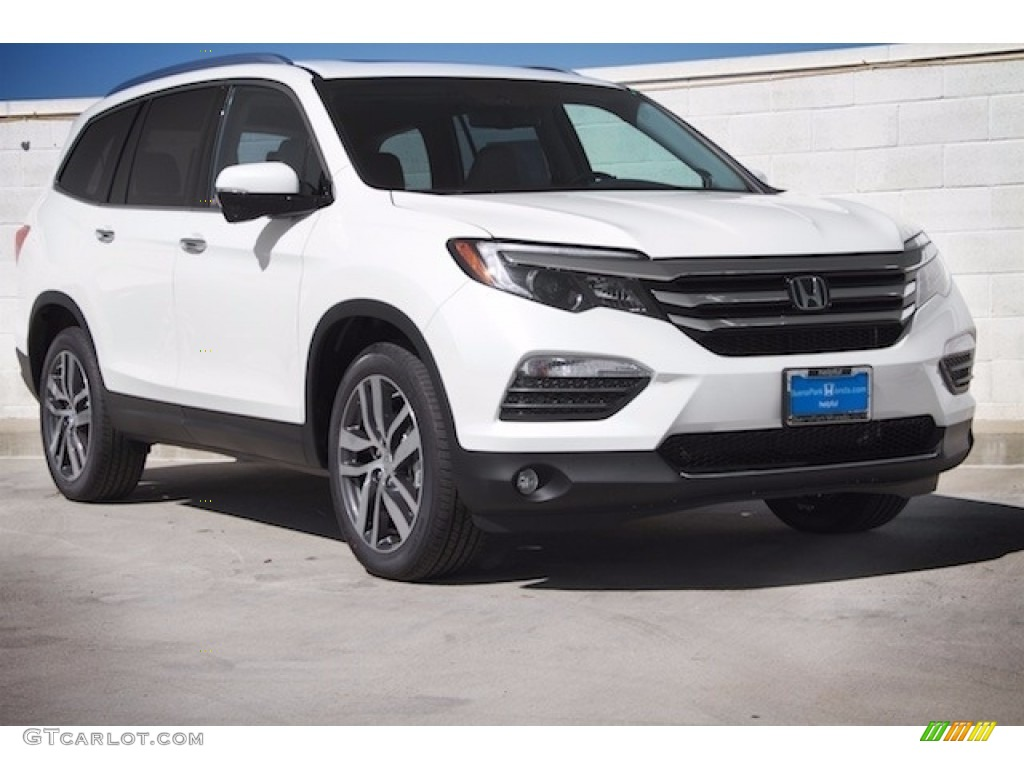 2017 white diamond pearl honda pilot touring 117862308 car color galleries. Black Bedroom Furniture Sets. Home Design Ideas