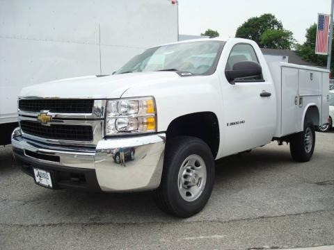 2009 chevrolet silverado 2500hd work truck regular cab. Black Bedroom Furniture Sets. Home Design Ideas