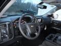 Black - Silverado 1500 LT Double Cab 4x4 Photo No. 9