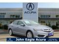 2017 Lunar Silver Metallic Acura ILX Technology Plus  photo #1