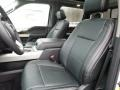 Black Front Seat Photo for 2017 Ford F150 #117903483