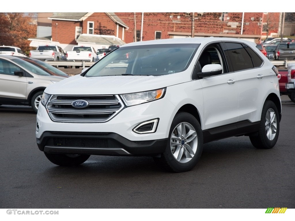 2017 oxford white ford edge sel awd 117910559 car color galleries. Black Bedroom Furniture Sets. Home Design Ideas