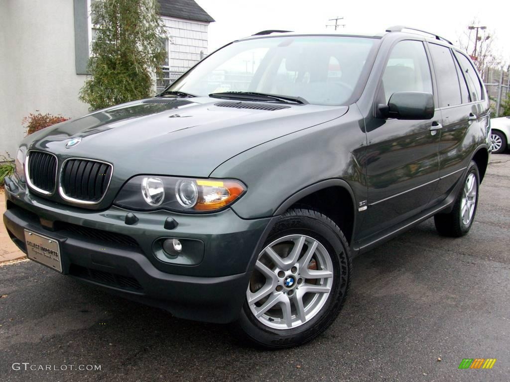 2005 bmw x5 highland green metallic. Black Bedroom Furniture Sets. Home Design Ideas