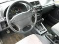 1996 Tracker Charcoal Interior