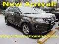 2016 Caribou Metallic Ford Explorer XLT 4WD #117937242