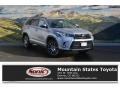 Celestial Silver Metallic 2017 Toyota Highlander Gallery
