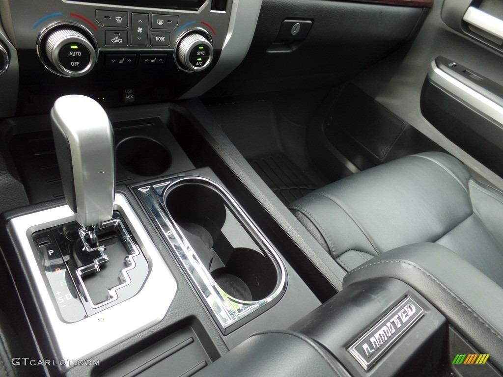 2016 Toyota Tundra Limited CrewMax 4x4 6 Speed ECT-i Automatic Transmission Photo #117976205