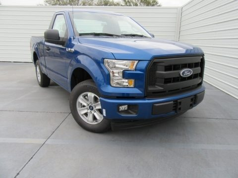 2017 Ford F150 XL Regular Cab Data, Info and Specs