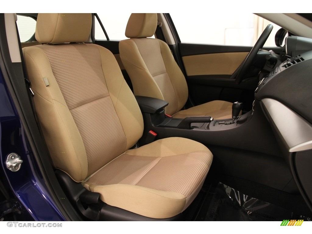2012 Indigo Lights Mica Mazda Mazda3 I Touring 5 Door 117987405 Photo 12 Car