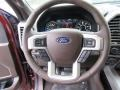 King Ranch Java Steering Wheel Photo for 2017 Ford F150 #117992101
