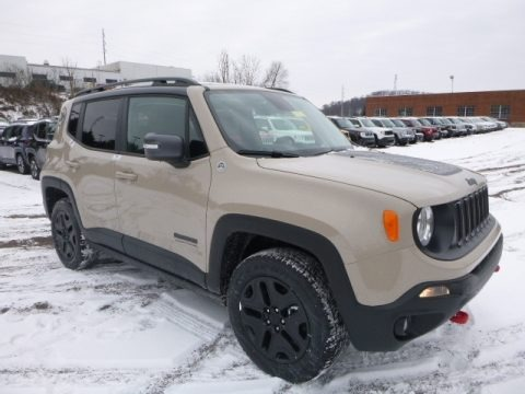 2017 Jeep Renegade Deserthawk 4x4 Data, Info and Specs