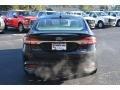 2017 Shadow Black Ford Fusion Titanium AWD  photo #4