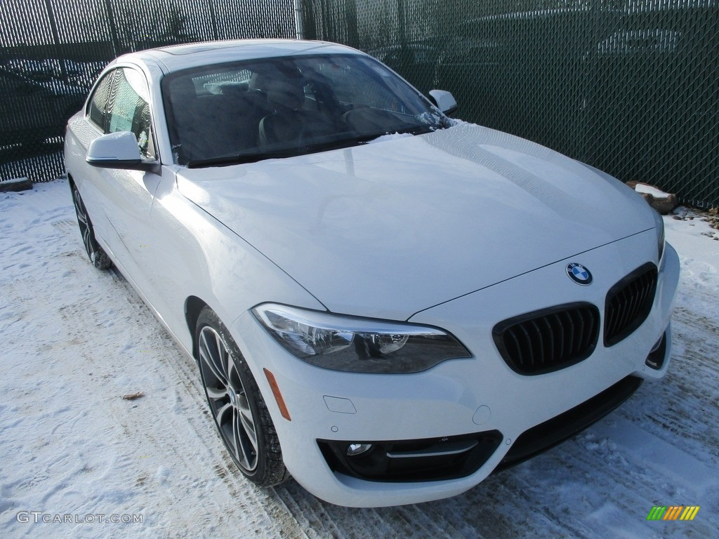 2017 alpine white bmw 2 series 230i xdrive coupe 117987434 photo 5 car color - Bmw 2 series coupe white ...