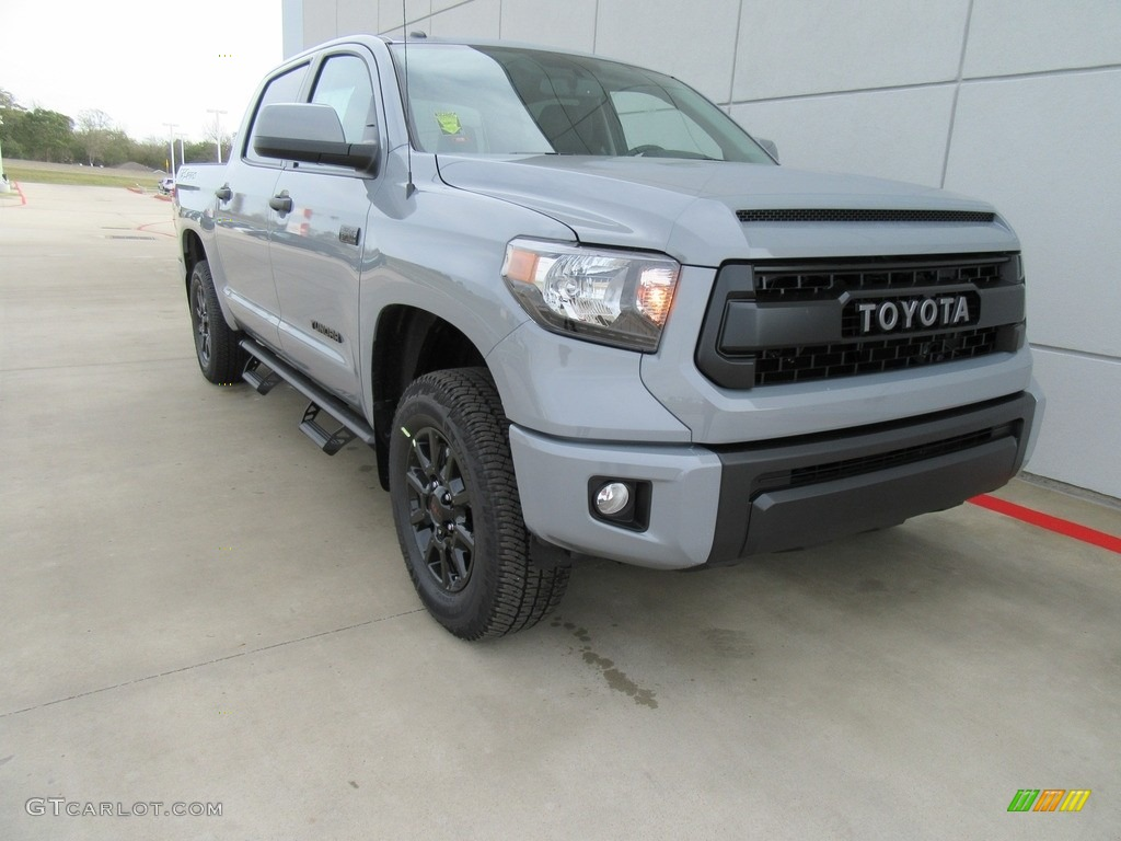 2017 cement toyota tundra trd pro double cab 4x4 118008541 car color galleries. Black Bedroom Furniture Sets. Home Design Ideas