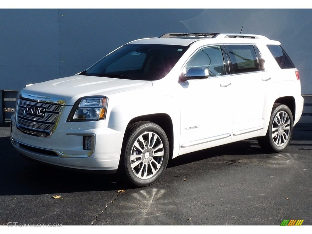2017 summit white gmc terrain denali awd 118008613 photo 8 car color galleries. Black Bedroom Furniture Sets. Home Design Ideas