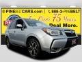 Ice Silver Metallic 2014 Subaru Forester 2.0XT Touring