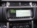 Ebony/Ebony Navigation Photo for 2017 Land Rover Range Rover #118053783