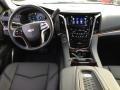 2017 Cadillac Escalade Jet Black Interior Dashboard Photo
