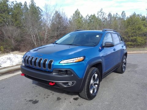 2017 jeep cherokee trailhawk 4x4 data info and specs. Black Bedroom Furniture Sets. Home Design Ideas
