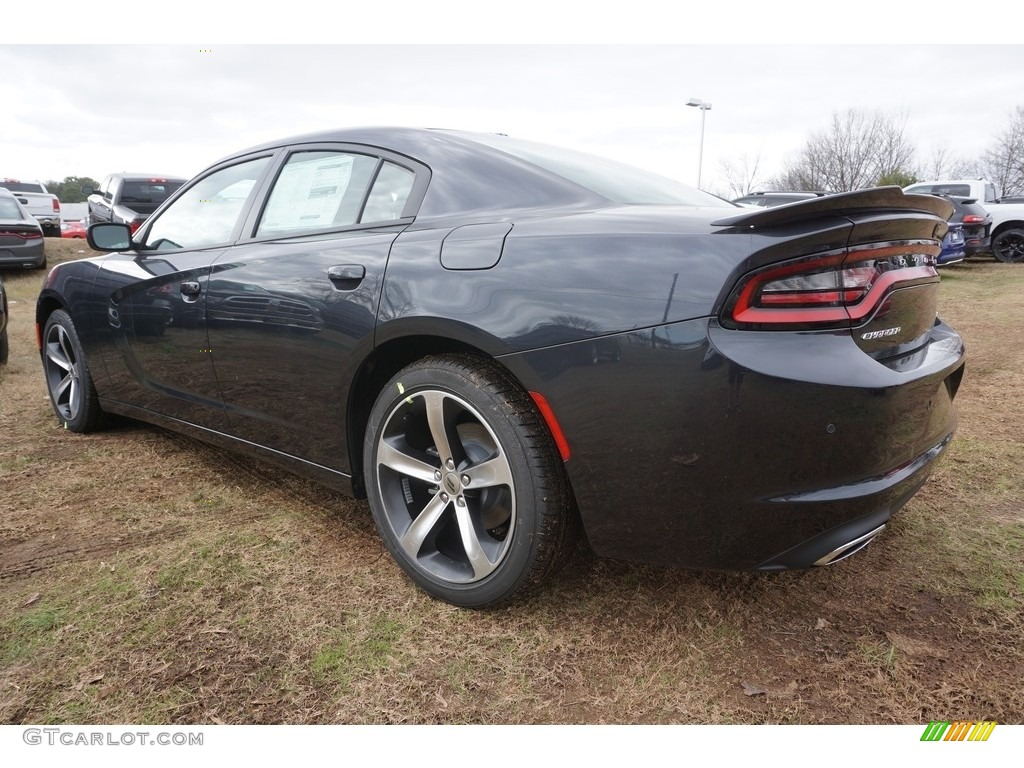 2017 Maximum Steel Metallic Dodge Charger SXT #118061117 ...