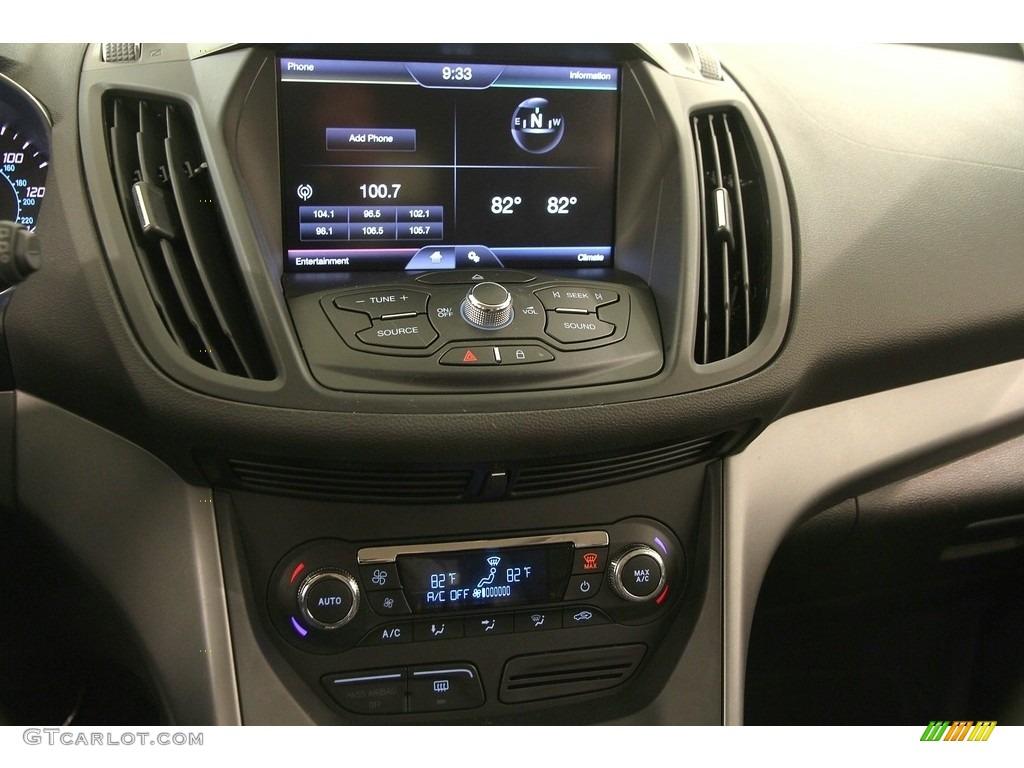 2014 Escape SE 1.6L EcoBoost 4WD - White Platinum / Charcoal Black photo #8