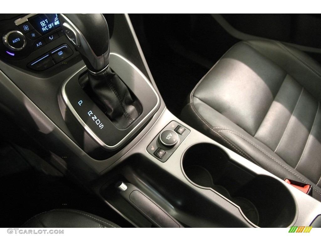 2014 Escape SE 1.6L EcoBoost 4WD - White Platinum / Charcoal Black photo #12