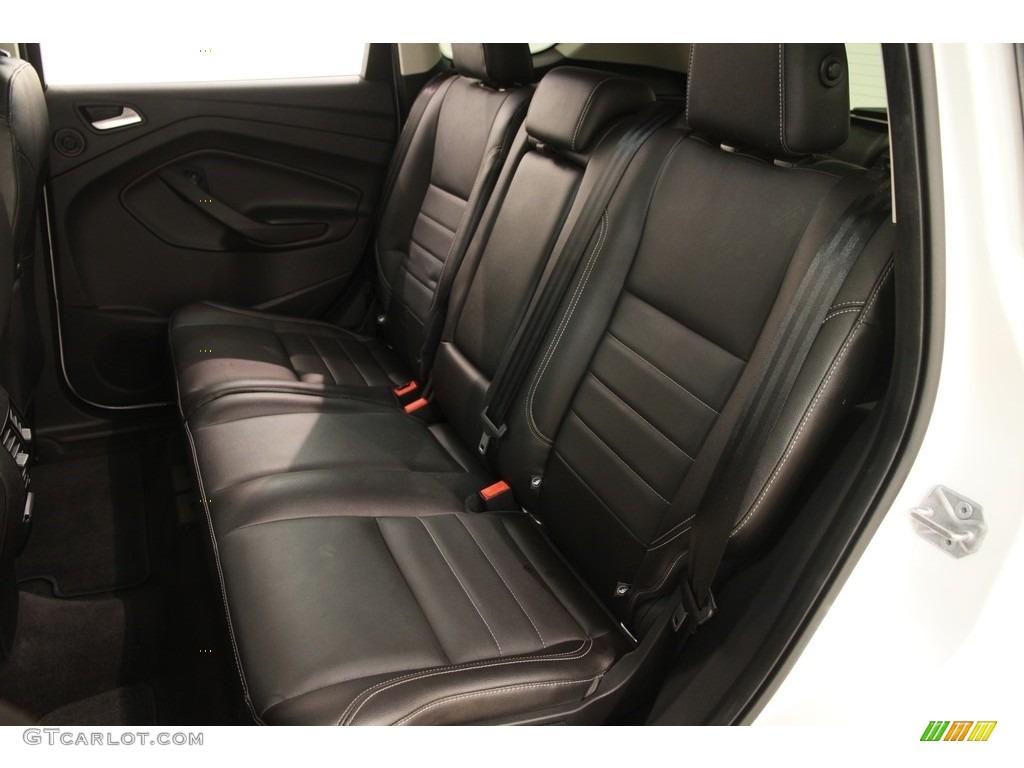 2014 Escape SE 1.6L EcoBoost 4WD - White Platinum / Charcoal Black photo #16