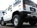 2003 White Hummer H2 SUV Adventure  photo #11