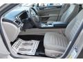 Medium Light Stone Interior Photo for 2017 Ford Fusion #118102257