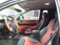 Front Seat of 1999 VehiCROSS