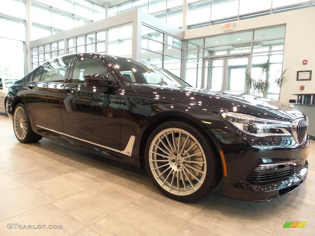 2017 7 Series Alpina B7 Xdrive Black Shire Metallic Photo 1