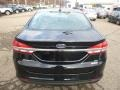 2017 Shadow Black Ford Fusion SE  photo #3