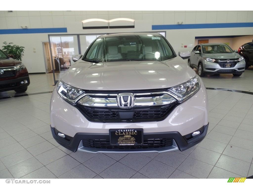 2017 Sandstorm Metallic Honda CR V EX AWD 118124167 Photo