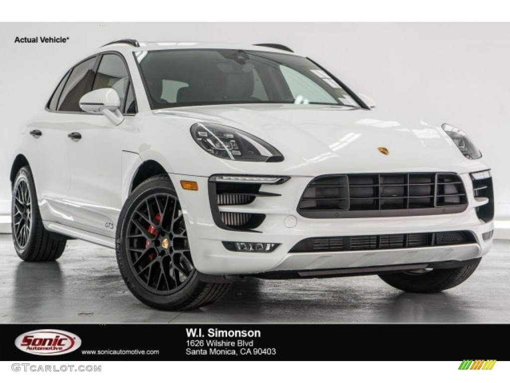 2017 White Porsche Macan Gts 118124138 Gtcarlot Com Car Color Galleries