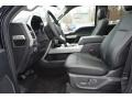 Black Front Seat Photo for 2017 Ford F150 #118136376