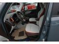 2017 Jeep Renegade Bark Brown/Ski Grey Interior Interior Photo