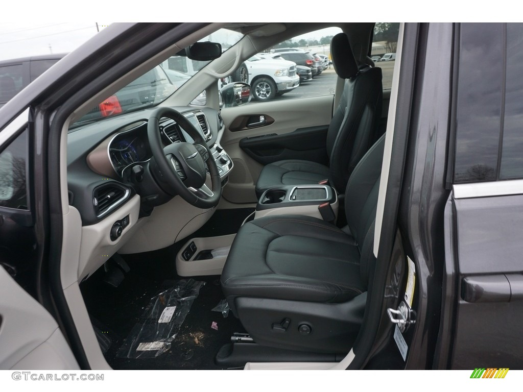 2017 Chrysler Pacifica Touring L Plus Interior Color Photos